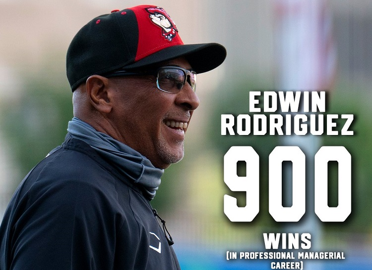 Chihuahuas down Dodgers in 10 innings 4-3; Win marks 900th for Skipper Edwin Rodriguez