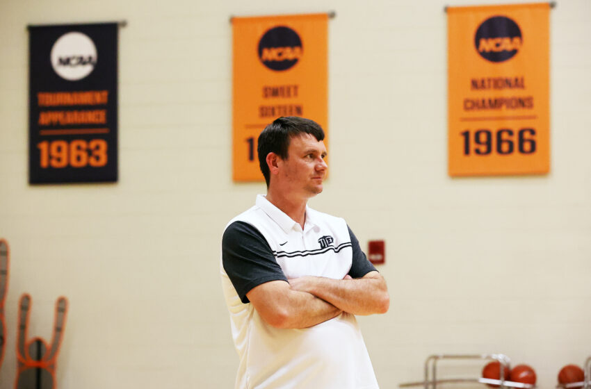 Miners men's Head Coach Joe Golding finalizes hoops staff