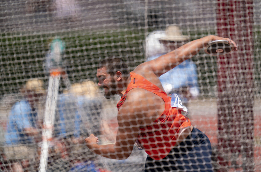 Flyin' Miners end 2021 Outdoor Season at NCAA Nationals on Friday