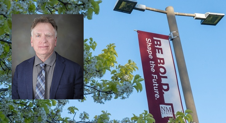 NMSU graduate to help cultivate collaborations as campus executive at Sandia National Labs