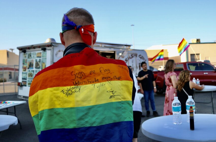 Gallery+Story: Community embraces, celebrates return of El Paso Sun City Pride Block Party