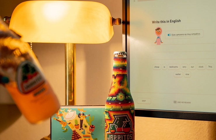 Jarritos, Duolingo offer chance to win free Premium Spanish Lessons,Trip for Two to Mexico