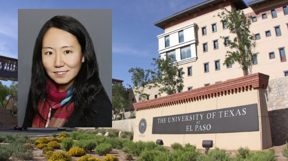 UTEP Faculty Member honored with DOE Early Career Research Award