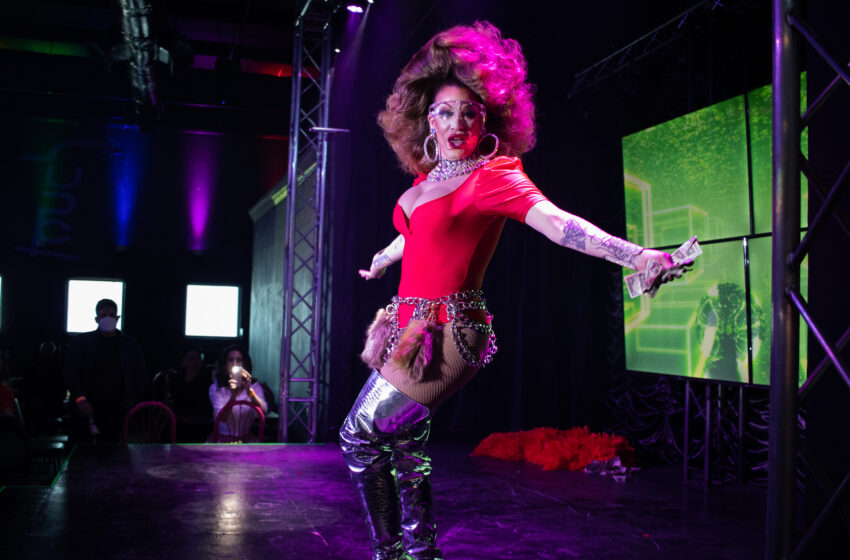 Gallery+Story: The Life of Fronterizx Drag Queens in times of COVID