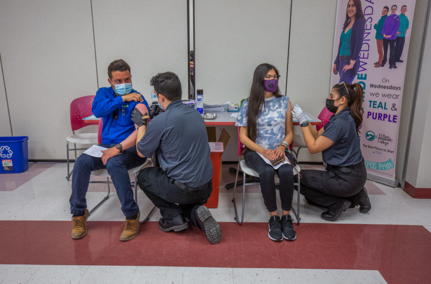 EPCC Student gets real life training to become a First Responder