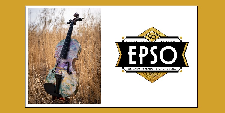 EPSO's The Painted Violins to debut at reception honoring Artists