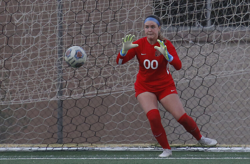 UTEP Soccer's Emily Parrott honored with C-USA Spring Spirit of Service Award
