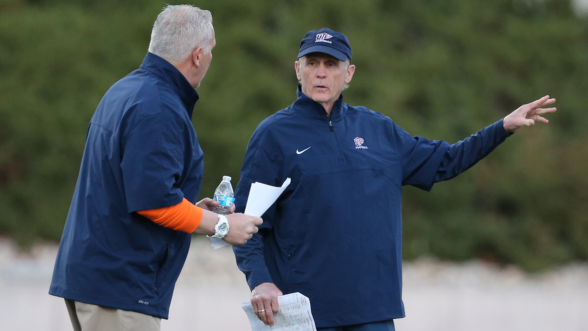 UTEP Assistant A.D./Football Operations Nate Poss  | Photo courtesy UTEP
