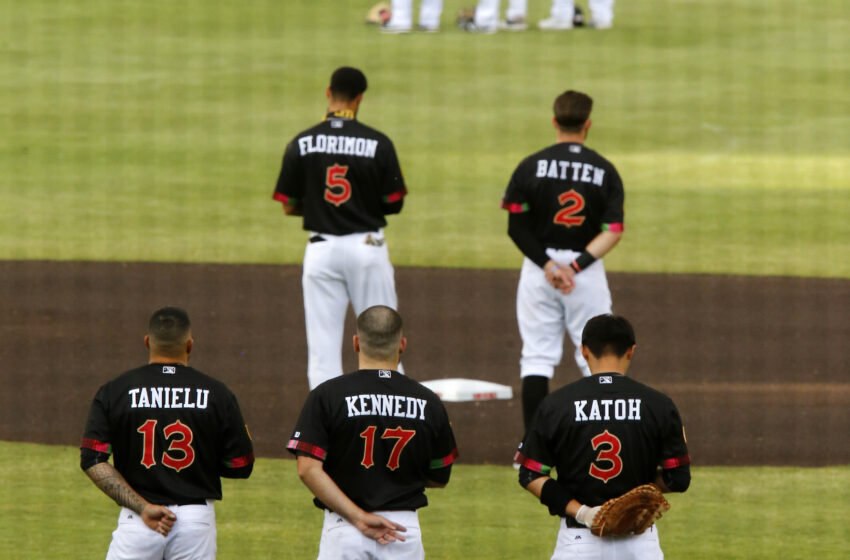 Chihuahuas rally to derail Express 6-3