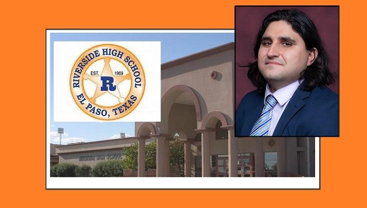 Riverside High School's Sergio Estrada wins Texas Medical Association award