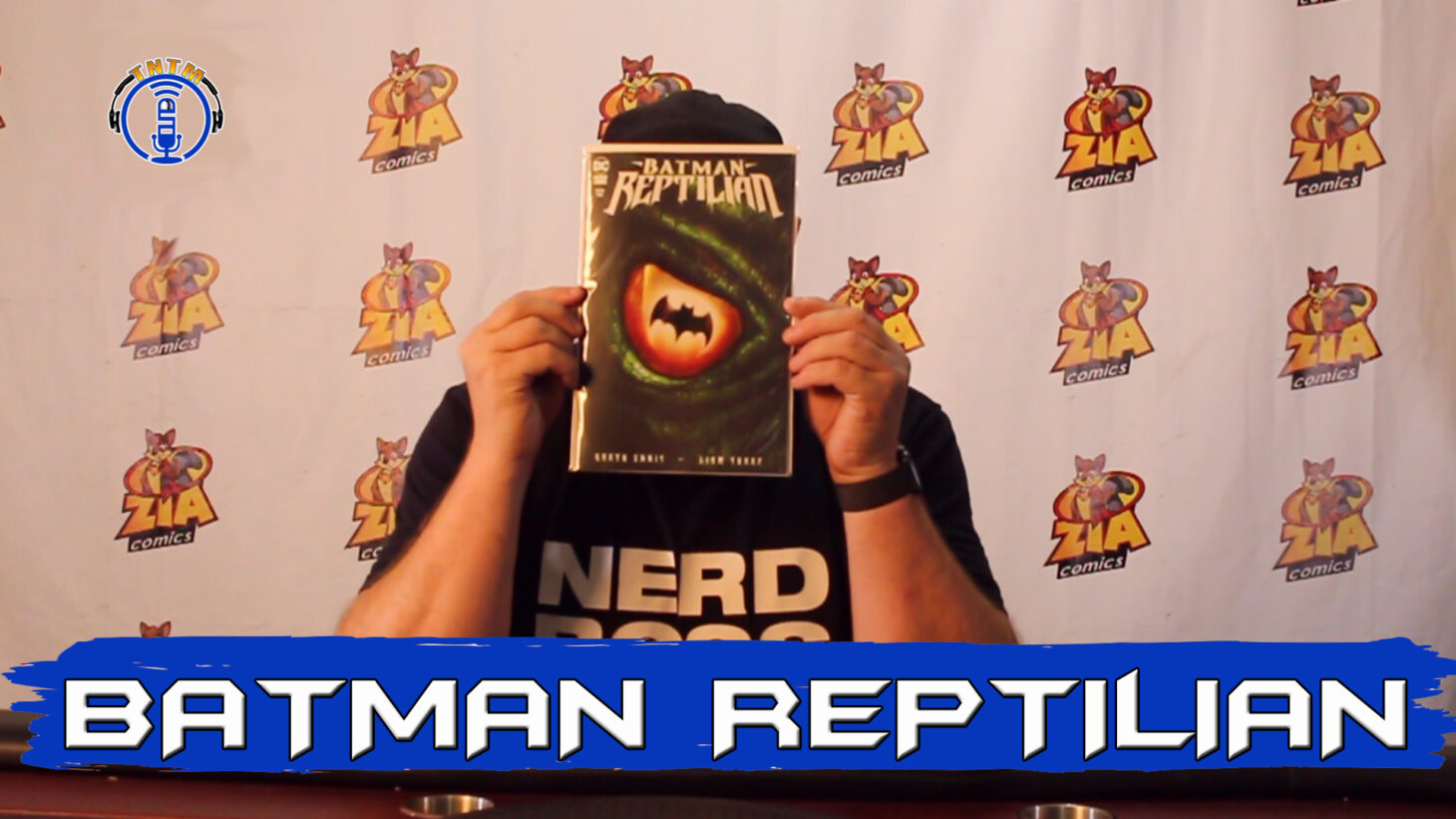 batman reptilian