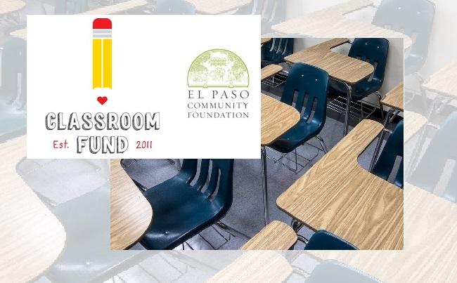 El Paso Community Foundation's Classroom Fund announces 2021 recipients