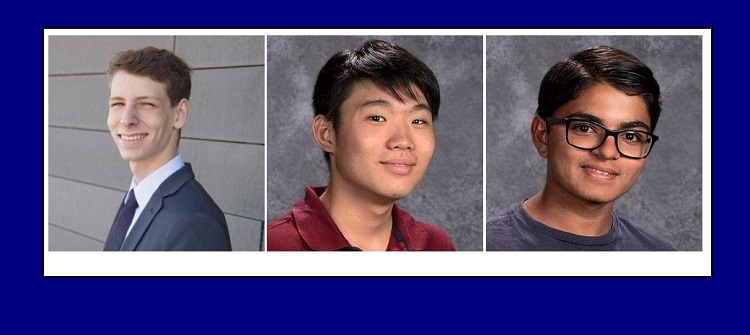 Coronado, Franklin students named National Merit Scholars
