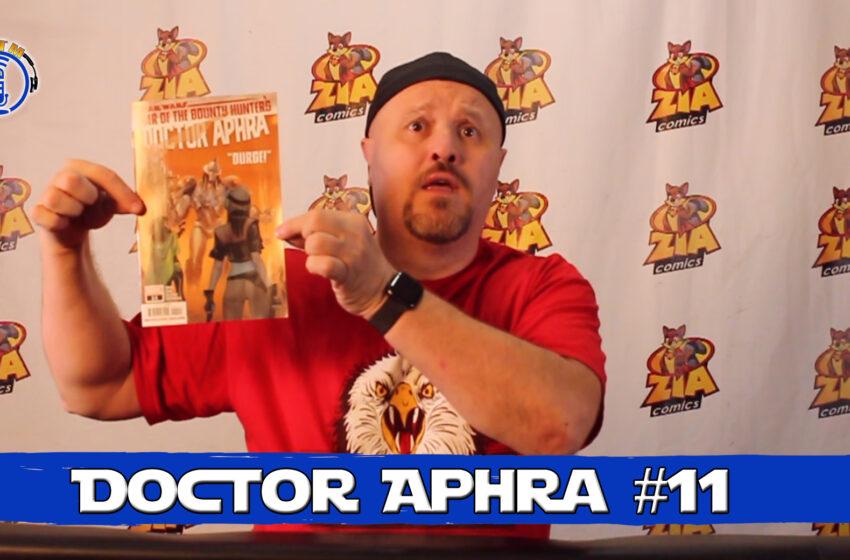 VLog: TNTM's Troy reviews Marvel Comics Star Wars Doctor Aphra #11