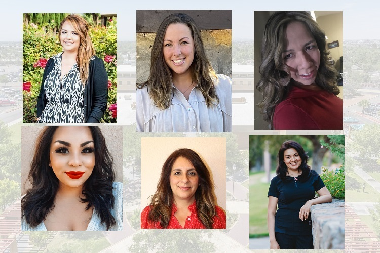 Students receive scholarships from EPCC's Association of Women in Community Colleges