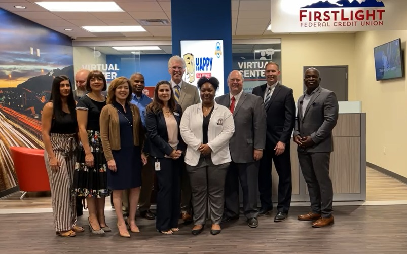 FirstLight Federal Credit Union opens innovative branch at TTUHSC El Paso campus