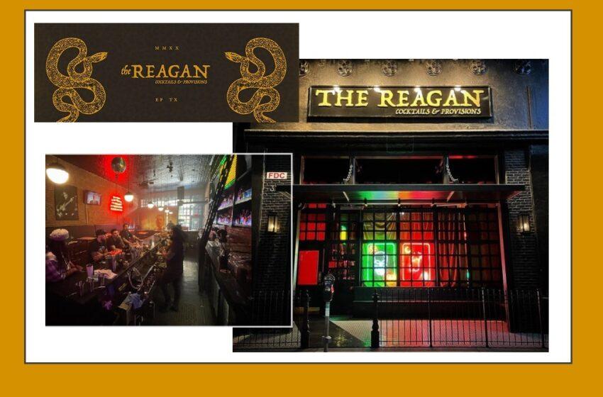 The Reagan opens as El Paso's Newest Entertainment Venue
