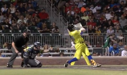 Express roll over Chihuahuas 16-7 in series opener