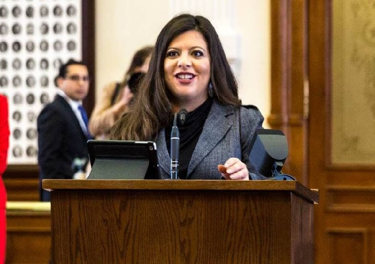 Rep. Mary E. González announces re-election bid to Texas House District 75