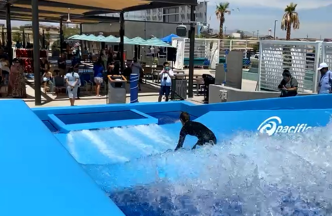 City celebrates opening of Oasis Water Park
