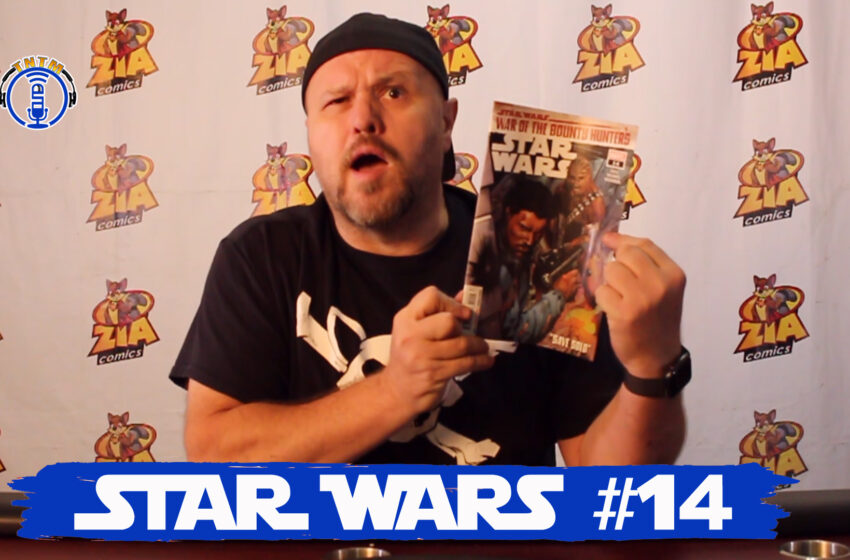VLog: TNTM's Troy reviews Marvel Comics Star Wars #14
