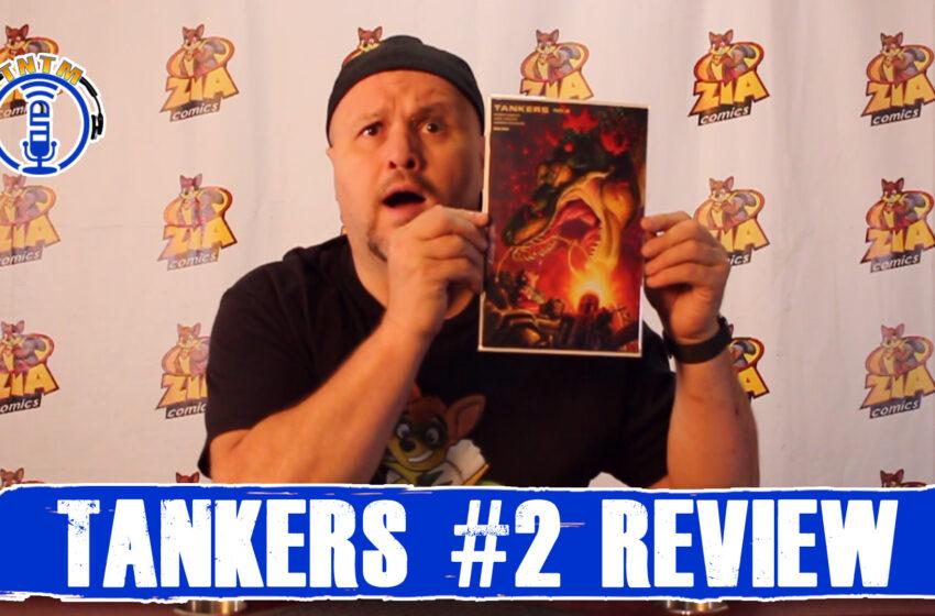 VLog: TNTM's Troy reviews Bad Idea Comics Tankers #2
