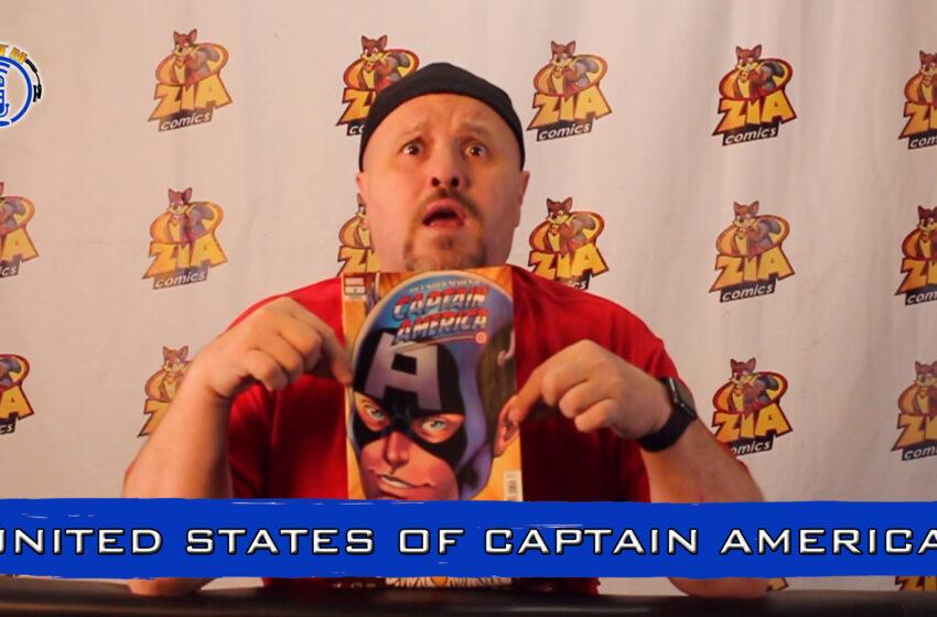 VLog: TNTM's Troy reviews Marvel Comics United States of Captain America #1