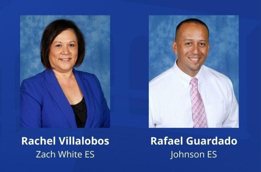El Paso ISD names new principals for Johnson, White elementary schools