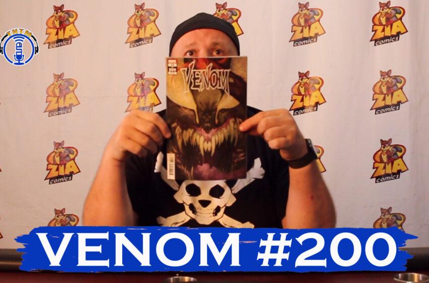 VLog: TNTM's Troy reviews Marvel Comics Venom #35/200