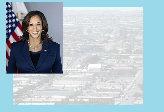 Vice President Kamala Harris set to visit El Paso, view the border this week; Reactions varied