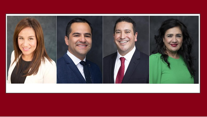 Ysleta ISD names new principals at 3 campuses, Central Office director