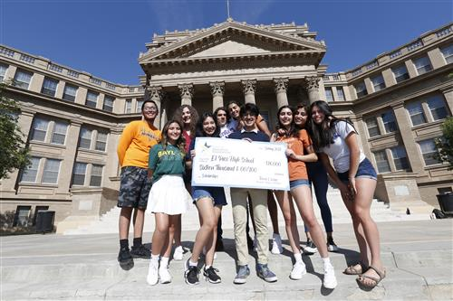 EPISD Education Foundation awards $50k+ Scholarships to Class of 2021 graduates