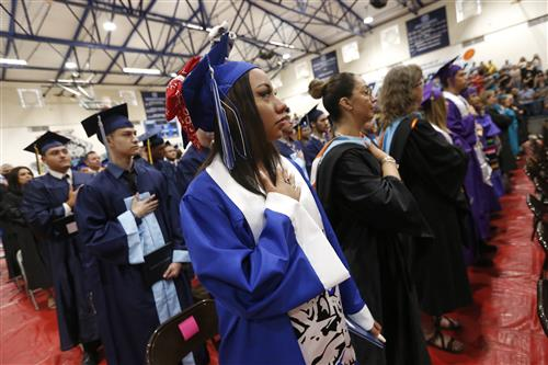 Gallery+Story: El Paso ISD honors Summer Graduates