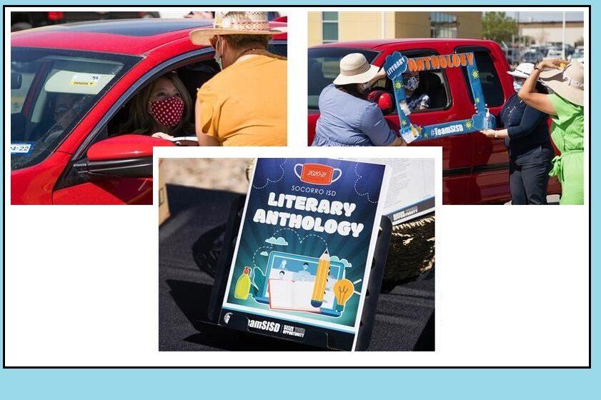 Socorro ISD's annual literary anthology celebrates outstanding student writing