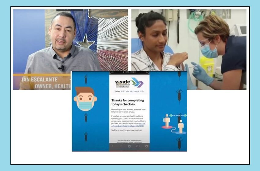 SISD student-produced PSA on COVID-19 vaccines shared with community