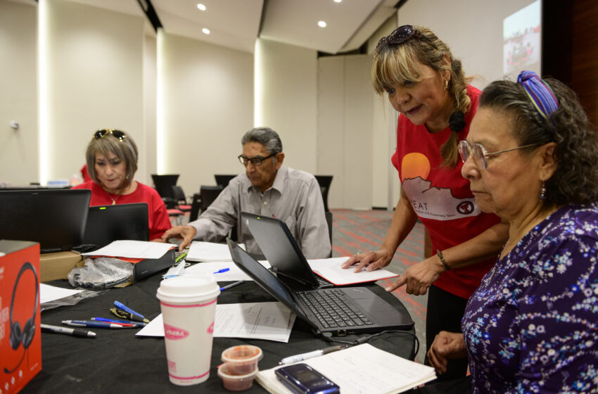 TTUHSC El Paso to dontate ThinkPads to South Central El Paso Residents
