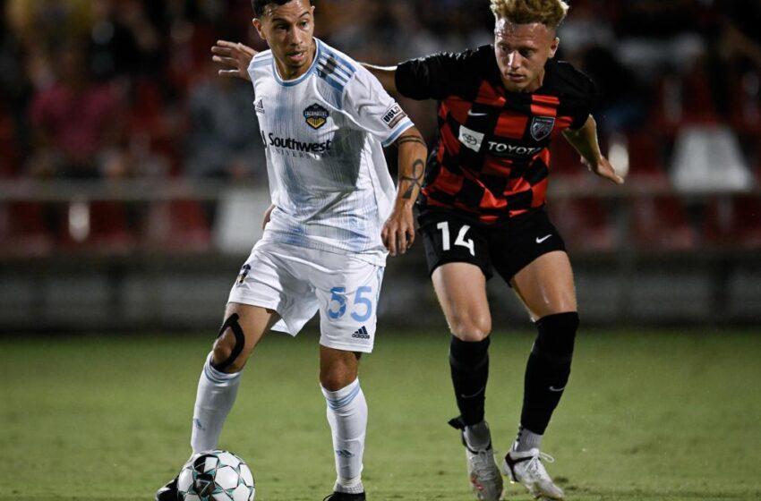 Lucho, Luna lead Locomotive to 2-1 victory over San Antonio FC