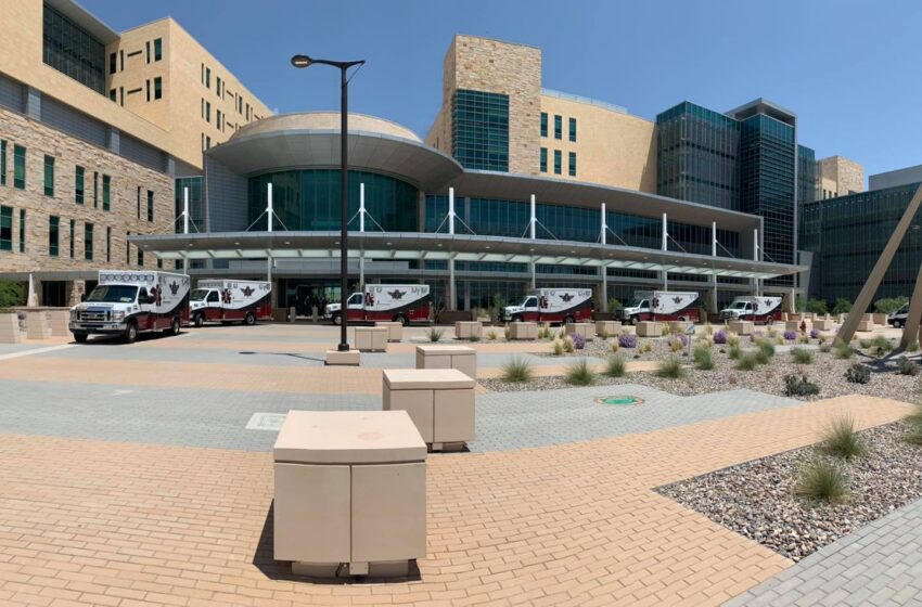 New William Beaumont Army Medical Center officially open