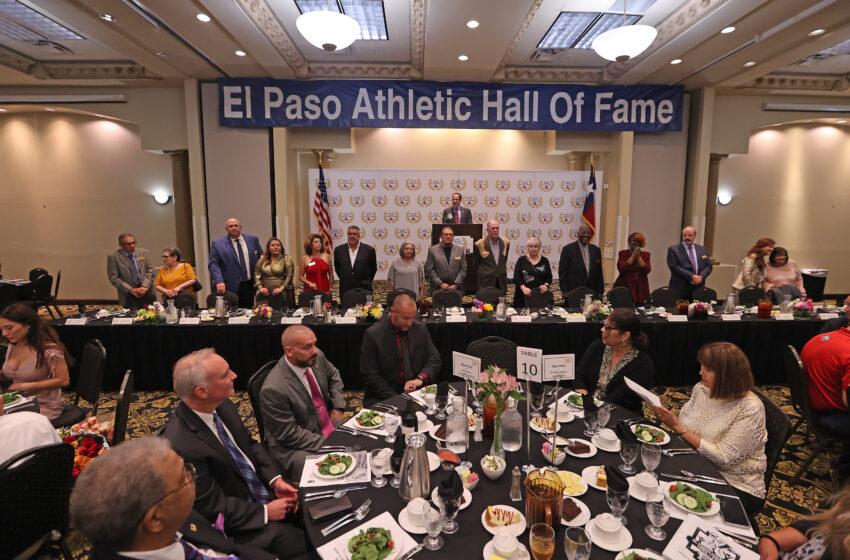 Gallery: El Paso Athletic Hall of Fame Banquet