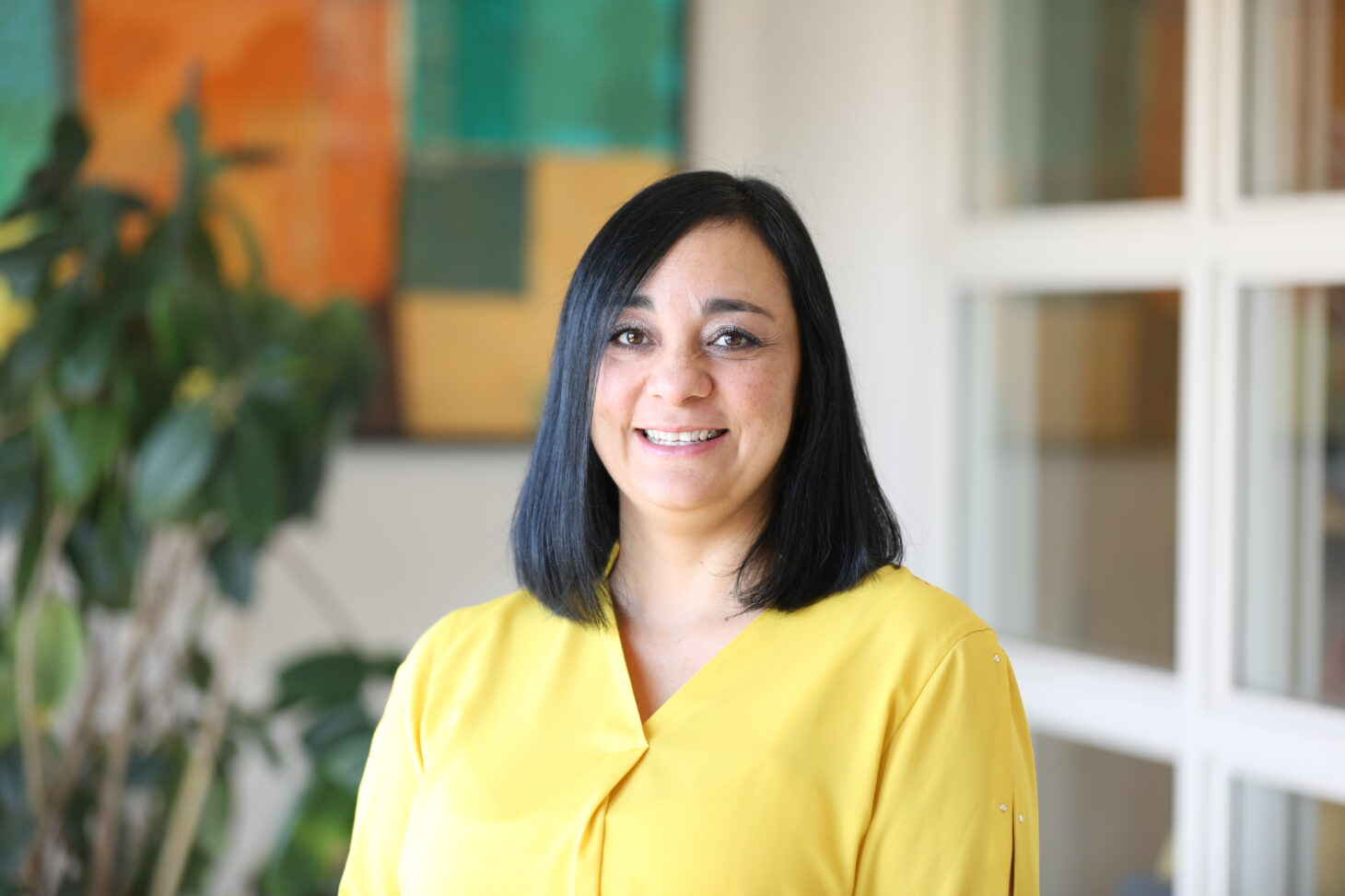 Maria Castillo, new Assistant Principal at Congressman Silvestre & Carolina Reyes Elementary School |  Photo courtesy Canutillo ISD