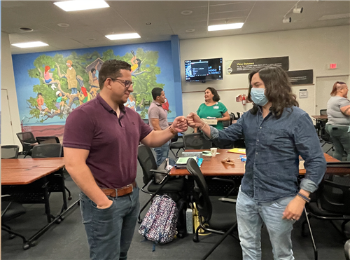 El Paso ISD New Teacher Support Academy welcomes newest educators