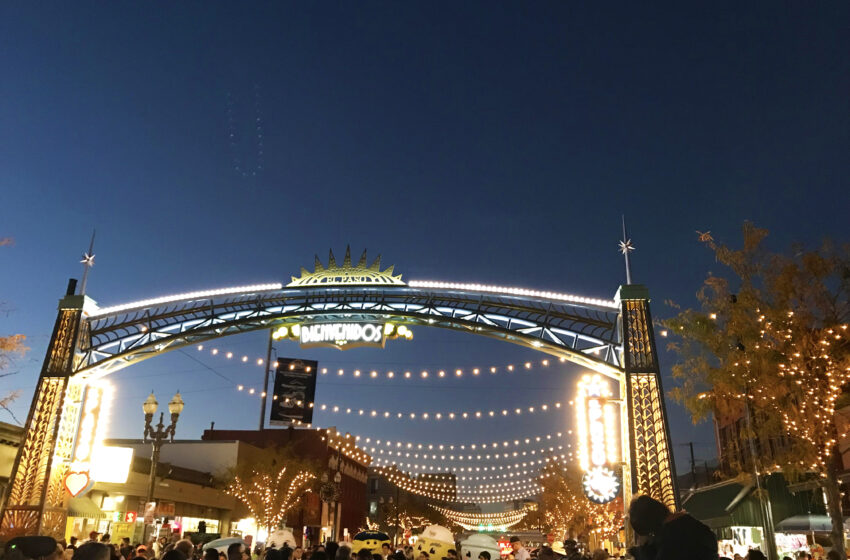 Downtown Fiesta de las Luces Returns this Weekend