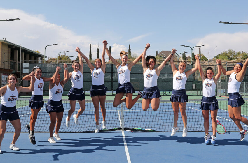 UTEP Tennis awarded ITA All-Academic Honor for 6th Straight Year