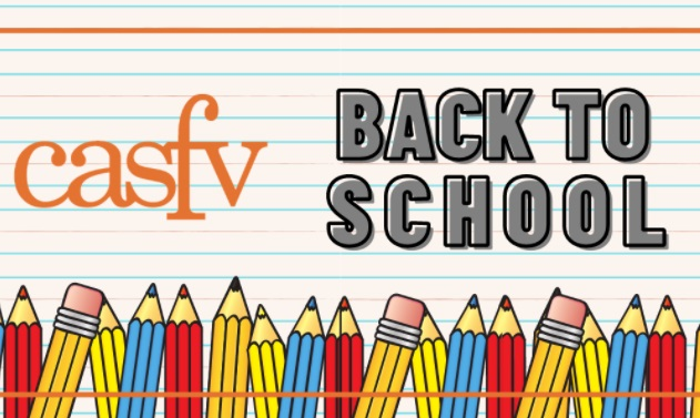 EPFD hosts donation sites for Center Against Sexual and Family Violence back-to-school supply drive.