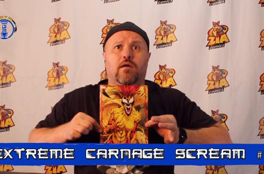 VLog: TNTM's Troy reviews Marvel Comics Extreme Carnage Scream #1