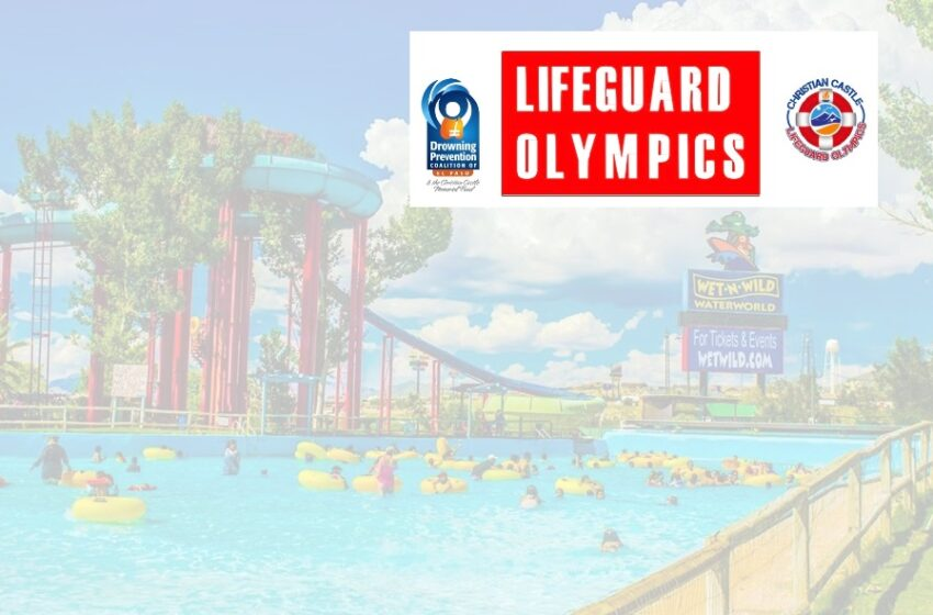 Drowning Prevention Coalition host Christian Castle Lifeguard Olympics Sunday