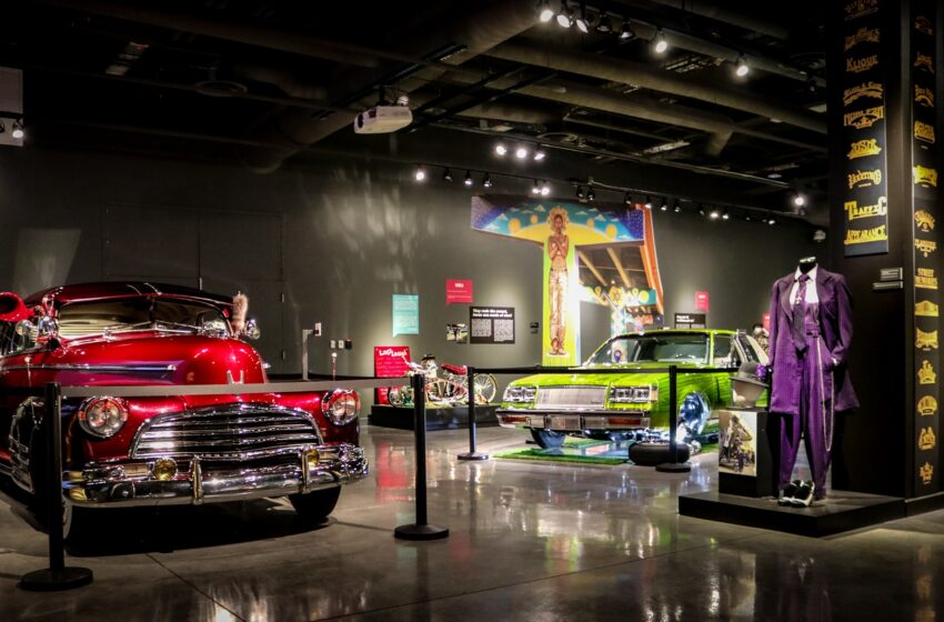 """""""Low & Slow"""" exhibit at El Paso Museum of History set to close with community celebration"""