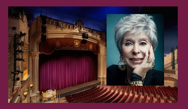 Moreno's history with the Plaza Theatre and the El Paso Community goes back 35 years, when she headlined a fundraising concert there in 1986.   | Photos courtesy PCFF