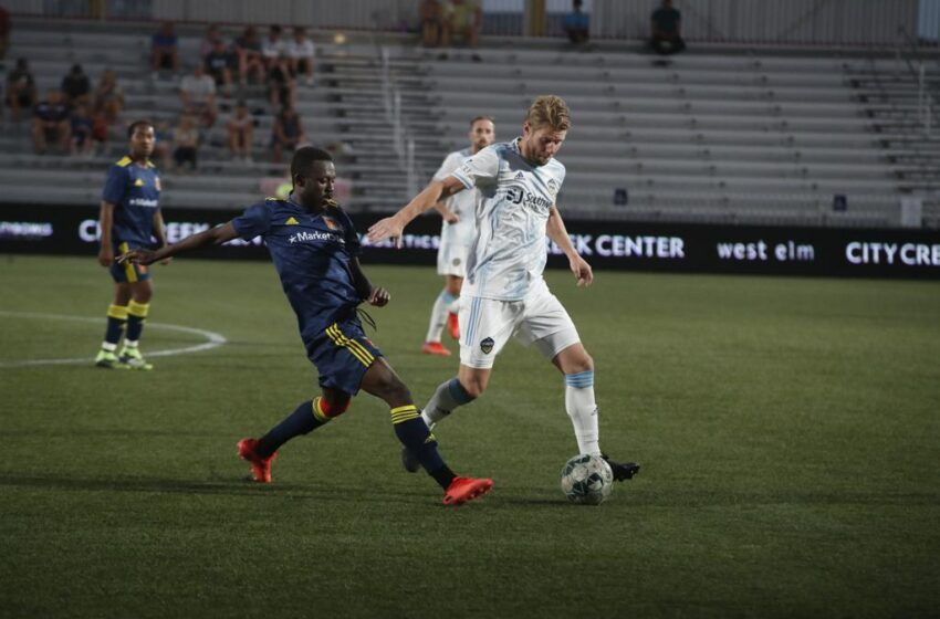 EP Locomotive run through Real Monarchs 3-1; Locos now tied for Mountain Division top spot