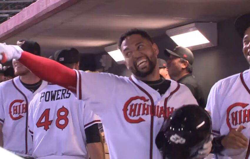 Video+Story: Rivas homer lifts Chihuahuas over Isotopes 1-0